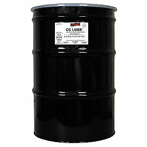Clear Aluminum Complex Synthetic Lubricant, 50 gal., NLGI Grade: 2