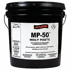 Moly Paste, 1 gal. Container Size