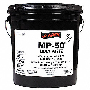 Moly Paste, 2.5 gal.