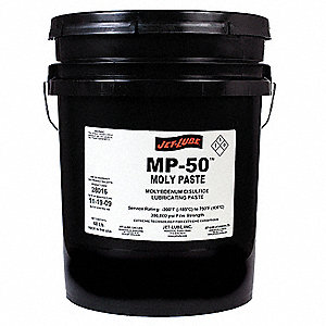 Moly Paste, 5 gal. Container Size