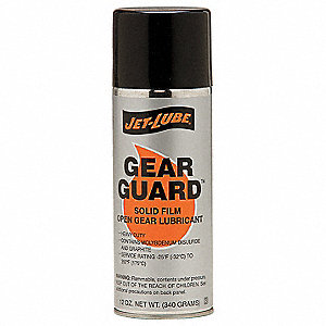 Open Gear Lubricant, 12 oz. Container Size, 12 oz. Net Weight