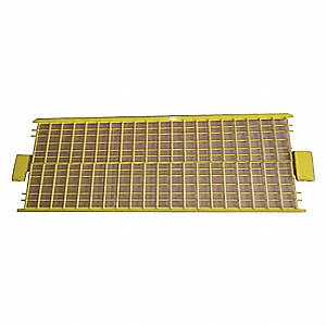 "22"" Shelf, Yellow&#x3b; For Use With 5CHV4G"