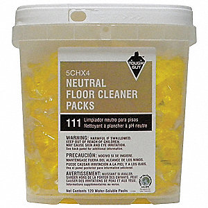 15g Neutral Floor Cleaner, 120 PK