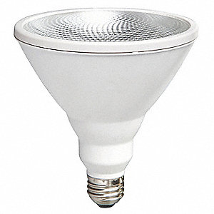 23 Watts Ceramic Metal Halide HID Lamp, PAR38, Medium Screw (E26), 1400 Lumens, 3000K Bulb Color Tem