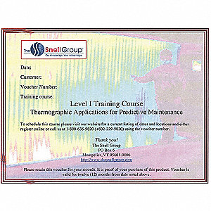 Level I Thermography Training,Predictive