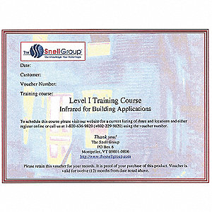 Level I Thermography Training,Building