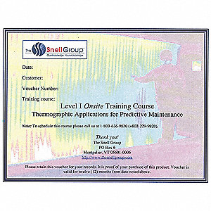 Level I Thermography Training,Onsite