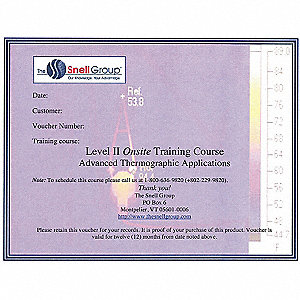 Level II Thermography Training,Onsite