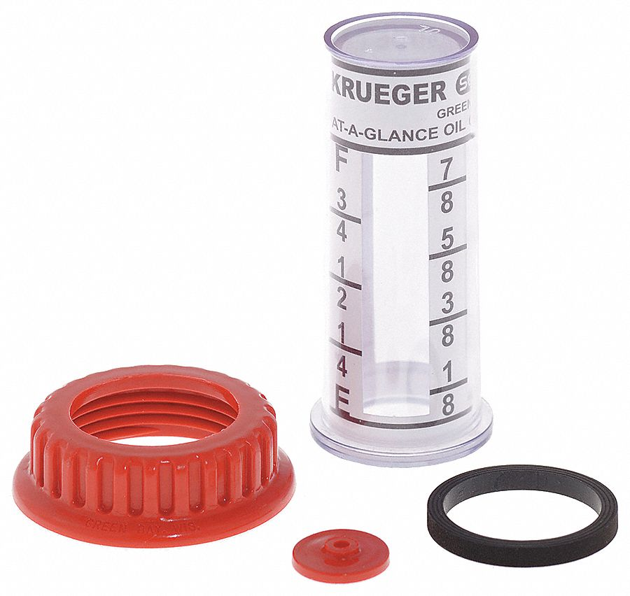 Level Indicator Repair Kit,  —,  For Use With Krueger Sentry D Series Level Gauges