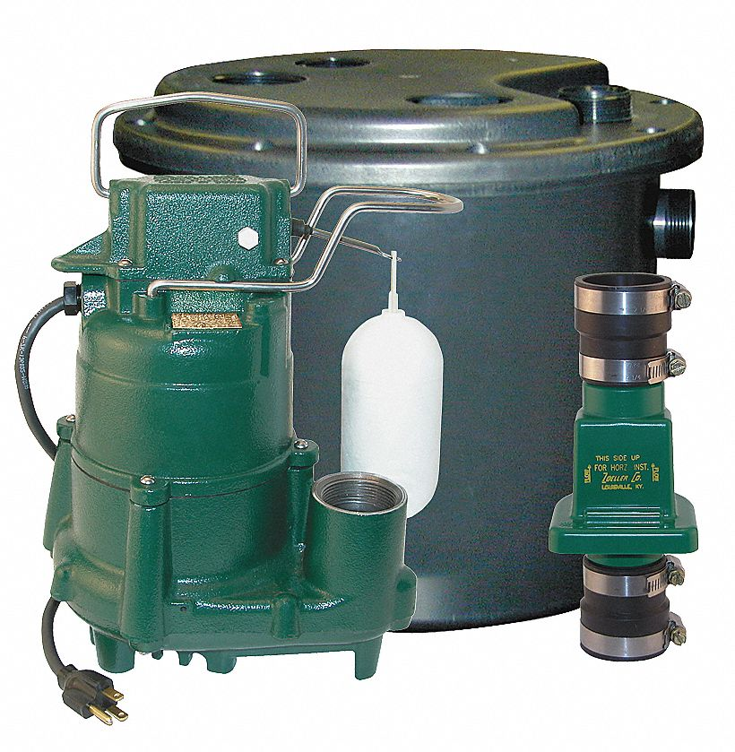 Zoeller Sump Pumps Effluent And Sewage Pumps Grainger