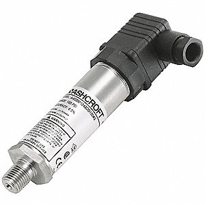 Intrinsically Safe Transducer,0 to 5 psi