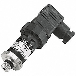 Transducer,0 to 60 psi,Output 1 to 5VDC