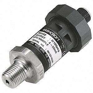 Transducer,0 to7500 psi,Output 1 to 5VDC