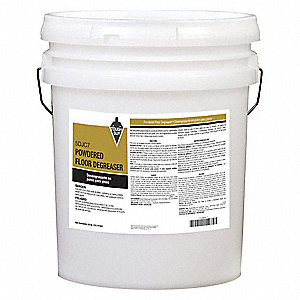 40 lb. Floor Cleaner, 1 EA