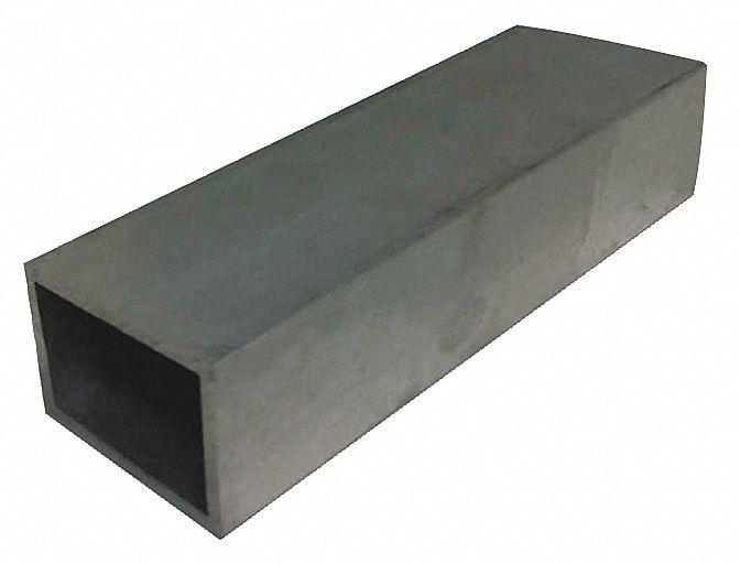 Aluminum Rectangular Tube Stock