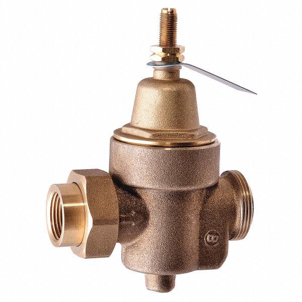 What Is Prv In Plumbing: WATTS Water Pressure Reducing Valve, Standard Valve Type