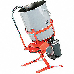 Asphalt/Concrete Mixer,Stationary,5 Gal