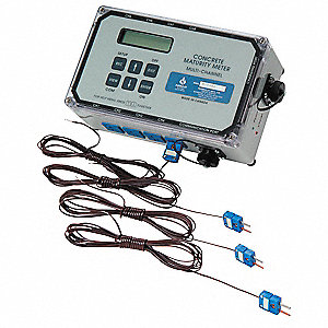 Rechargeable Multi-Channel Meter