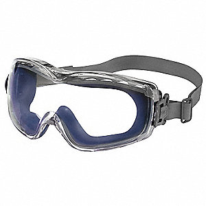 Biofocal Safety Read Goggles,+2.50,Clear