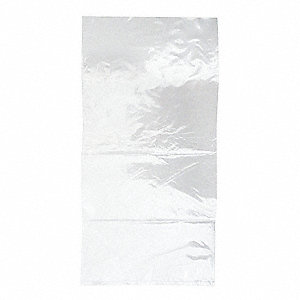 "Lay Flat Poly Bag,10"",12"",PK1000"