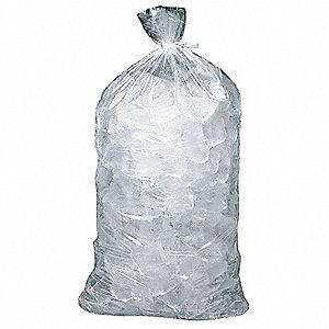 ICE BAG,21X12 IN.,1.20 MIL,PK1000