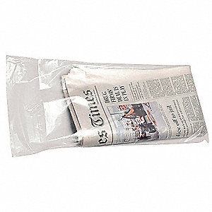 Newspaper Bags,Standard,PP,Open,PK2000