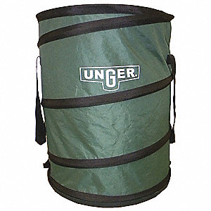 40 gal. Collapsible Litter Bag, 1 EA