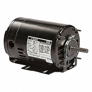 Motor,Split Ph,1/12 HP,1140,115V,48Z,ODP
