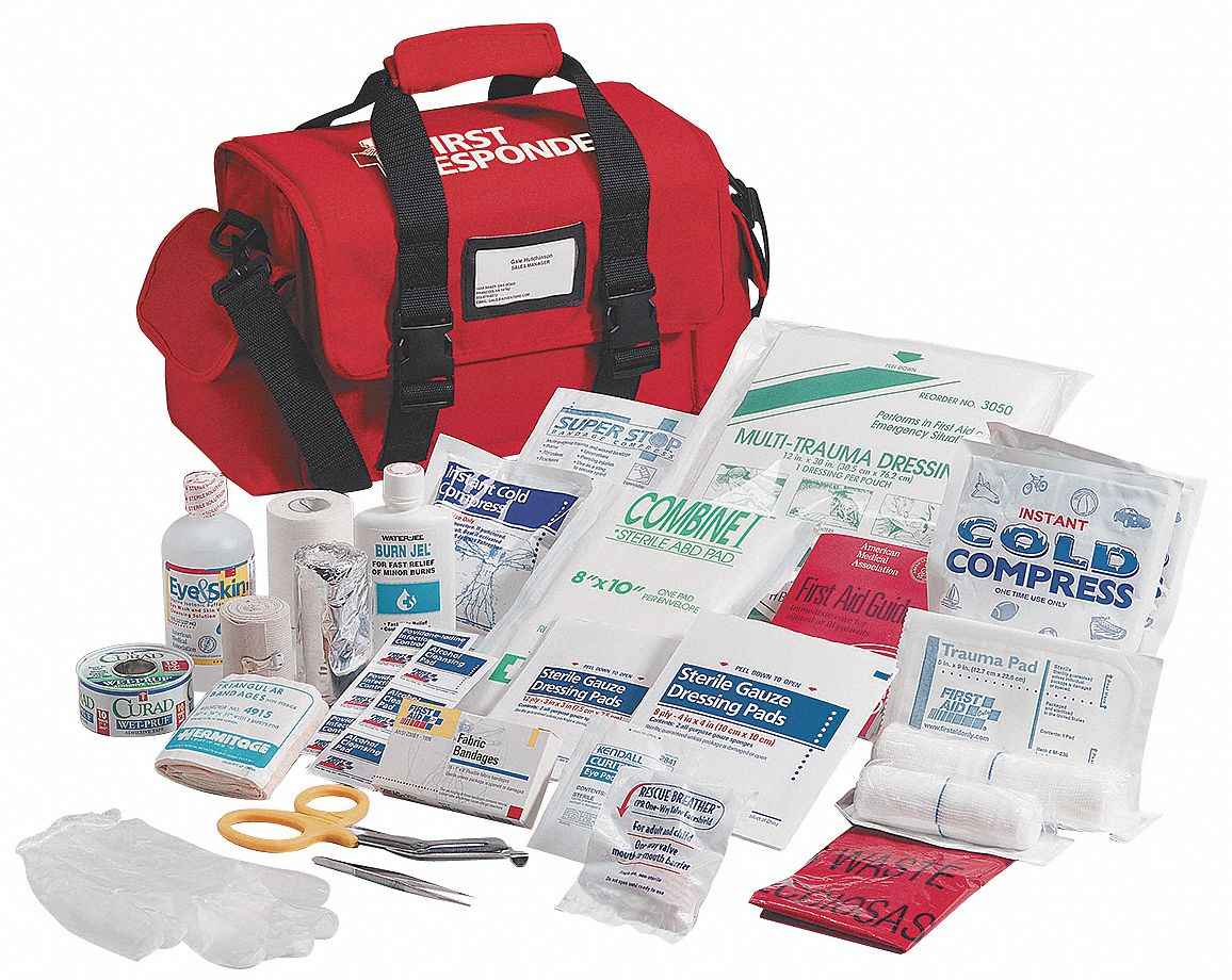 Rescue Trauma Kits