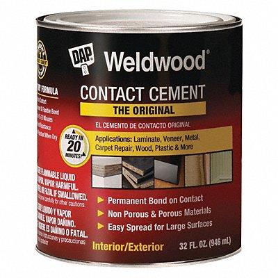 5E094 - Cement Contact 1 Qt
