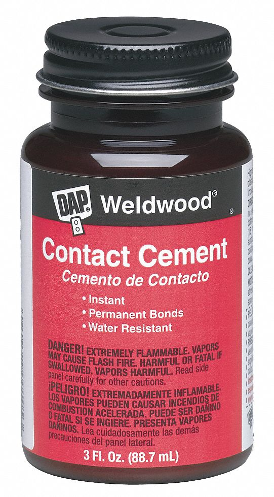 3 oz. Contact Cement Contact Cement, Clear
