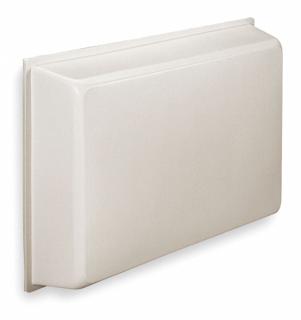Universal Indoor Air Conditioner Cover,  For Use With Air Co