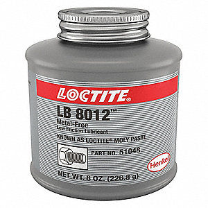 loctite metal free anti seize compound 20 f to 750 f 8. Black Bedroom Furniture Sets. Home Design Ideas