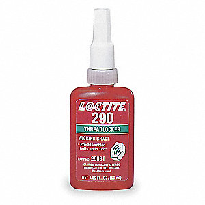 Threadlocker 290,50mL Bottle,Green