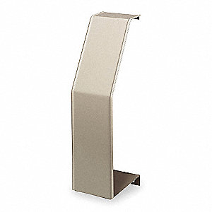 Wall Sleeve, 4 In. W, 20 In. H
