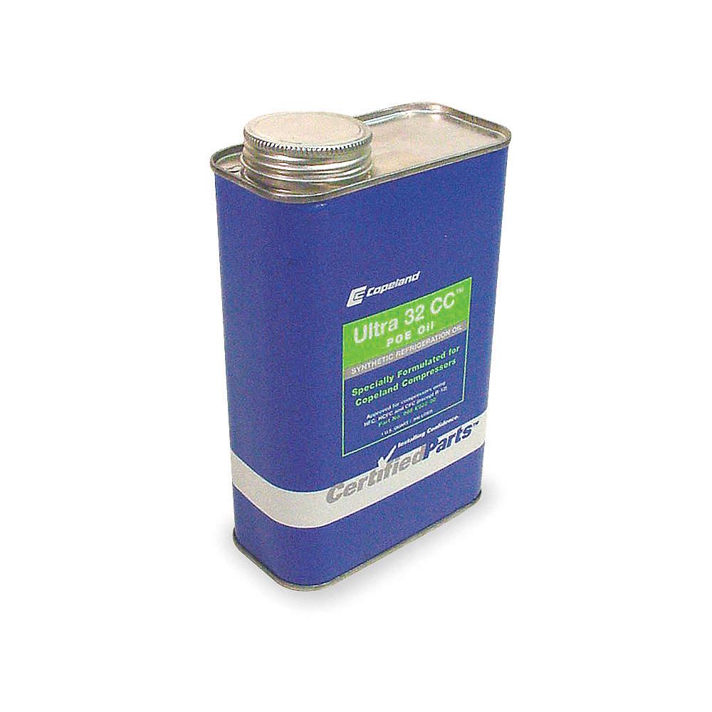 COPELAND Oil, Refrigeration, 1 Qt - 5E759 998-E022-00 - Grainger