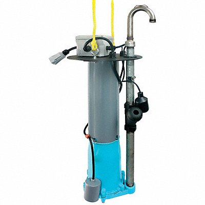 5EAG9 - Grinder Pump 2 HP