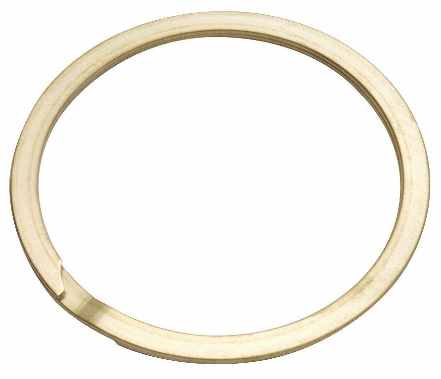 Ext SH-300SS Retaining Ring Shaft Dia 3 In