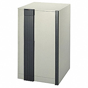 Media Fire Cabinet,32Hx22W,Putty