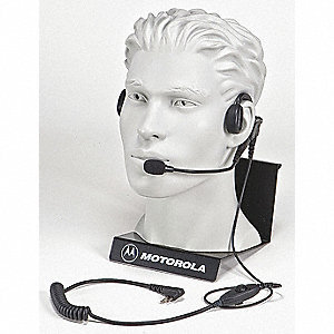 Headset,Behind the Head,One Ear,Black