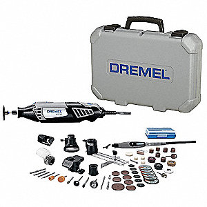 Rotary Tool Kit,5000-35,000 RPM,50 Pc