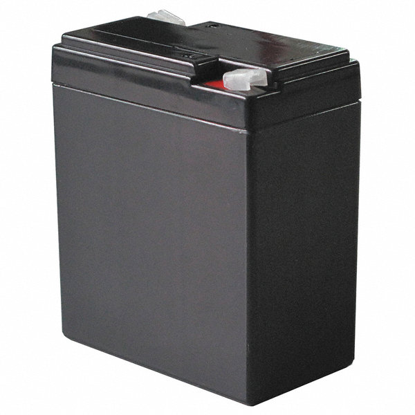 grainger approved abs battery voltage 6 battery capacity