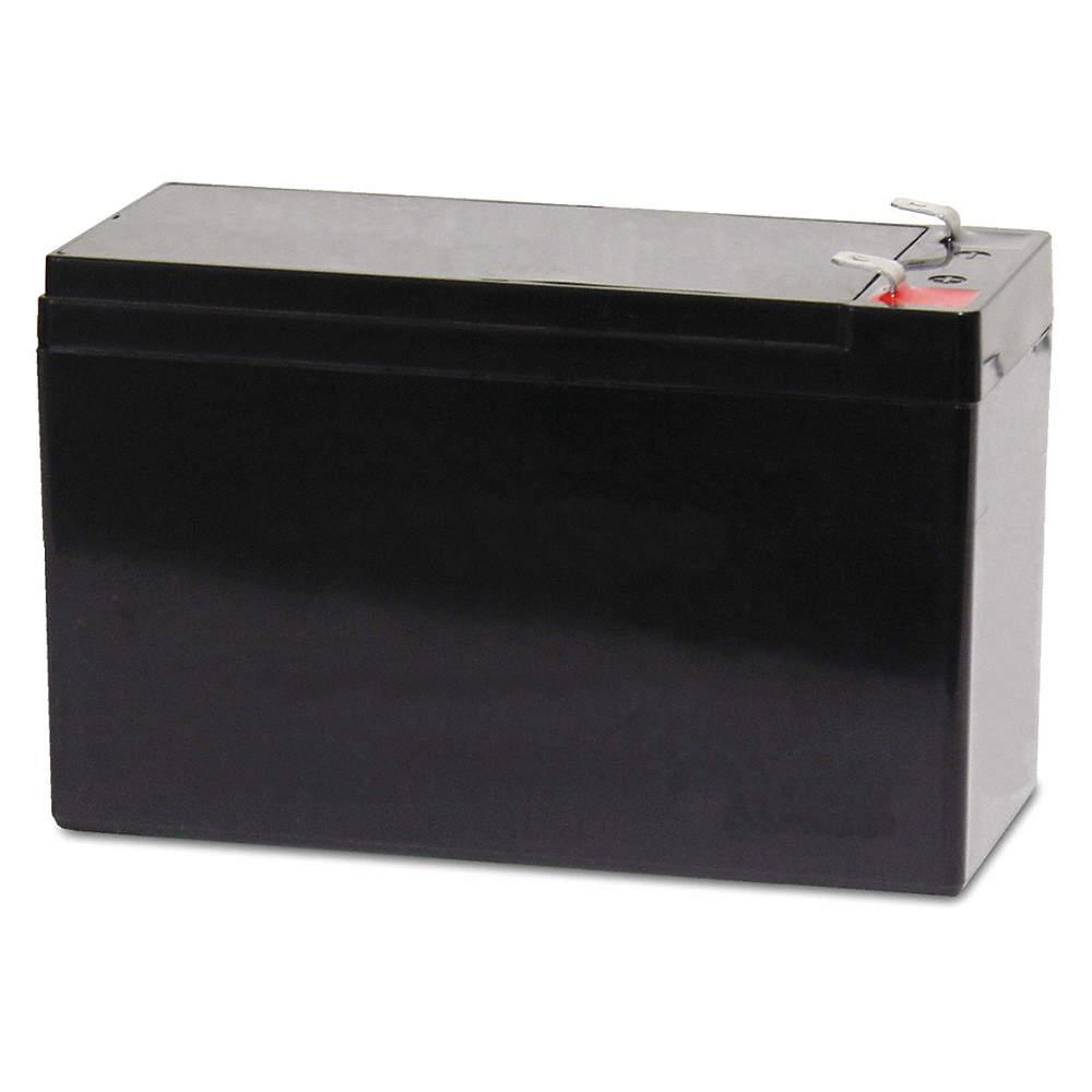 Lead Acid Battery >> 12vdc Sealed Lead Acid Battery 7 5ah Faston 3 78 Height 4 62 Lb Weight 5 94 Depth