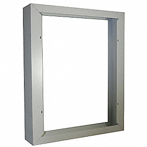 Mounting Frame,12-3/8 In. W,9-5/8 In. H