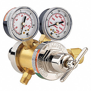 "30 Series Gas Regulator, 125 psi, 2.000"", Oxygen"