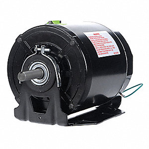 1/2 HP Direct Drive Blower Motor, Split-Phase, 1725 Nameplate RPM, 115/208-230 Voltage, Frame 56