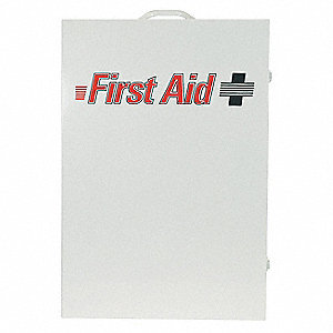 Unfiled First Aid Cabinet