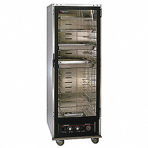 Wire Pan Slides Hot Proof Cabinet