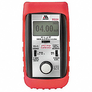 Process Calibrator,Current,0 to 24 mA DC