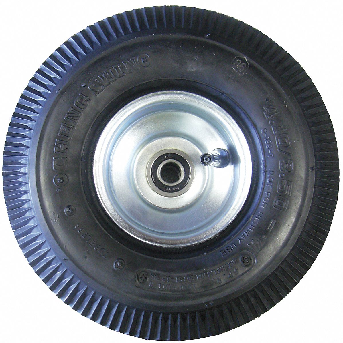 Replacement Wheel for Hand Trucks,  Load Capacity 250 lb,  10 in